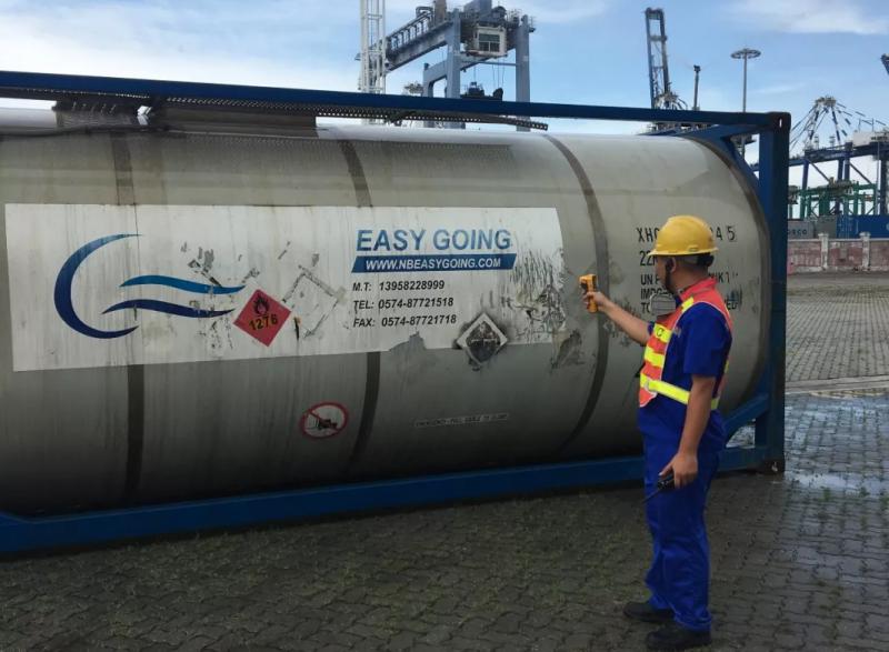 华油微课堂—港口危险货物集装箱管理探讨