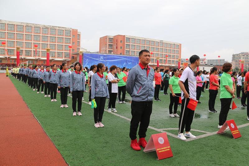 奋进富乔   拼搏快乐 —大同富乔拔河队参加云冈区文化月活动赢得冠军